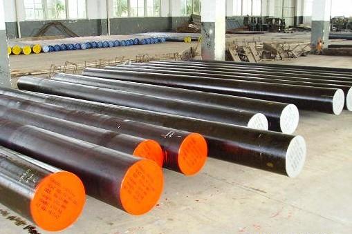 High Carbon and High Chromium Steel Round Bar