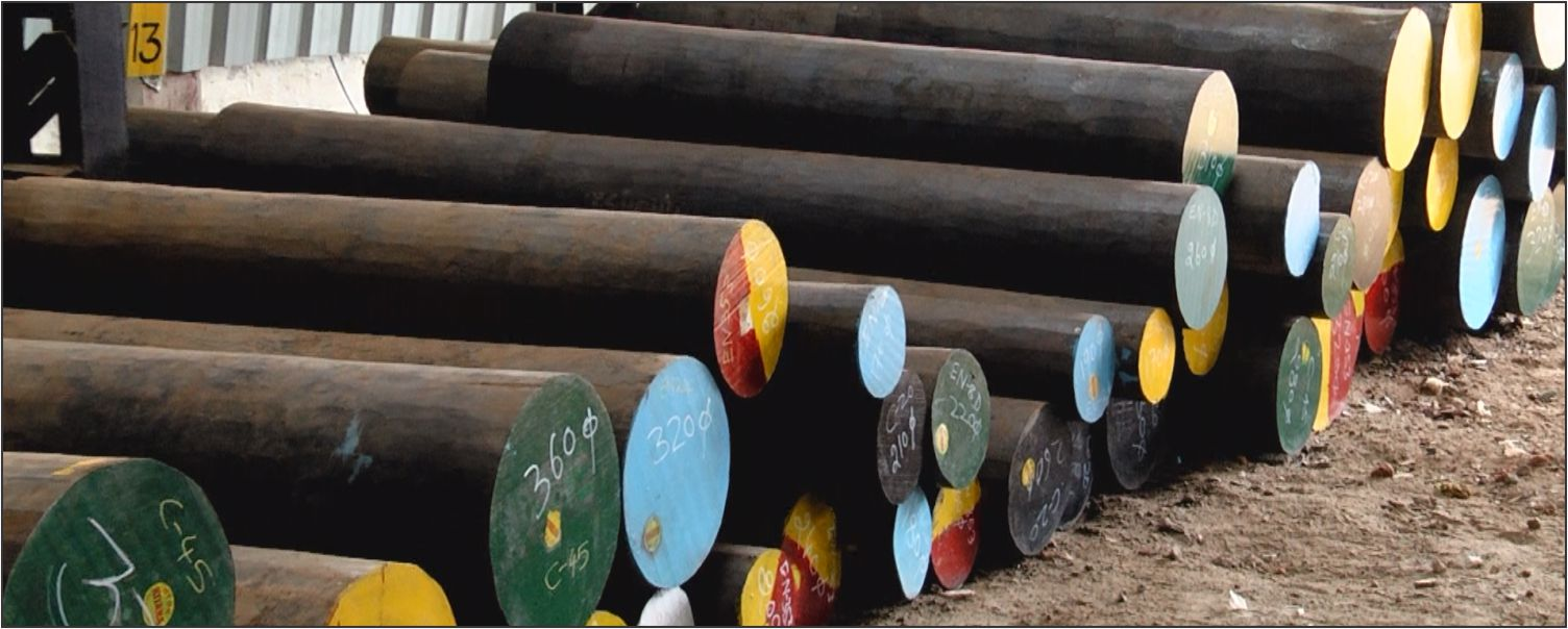 En8 Steel Round Bar suppliers and manufacturers in chennnai
